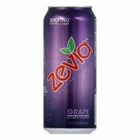 Zevia Grape Soda, 16 FO (Pack of 12)