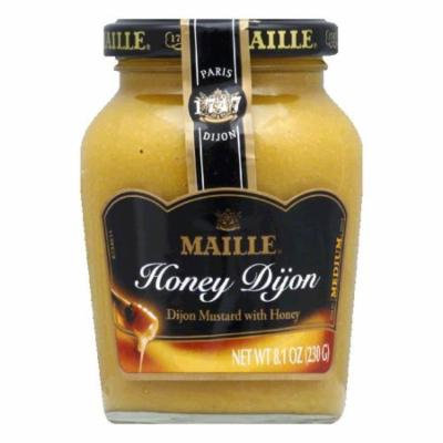 Maille Honey Mustard, 8 OZ (Pack of 6)
