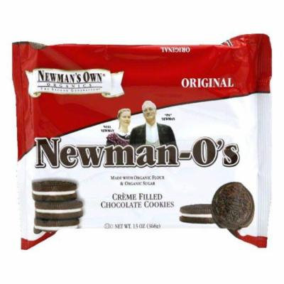 Newman-O's Chocolate Cookies, 13 Oz (Pack of 6)