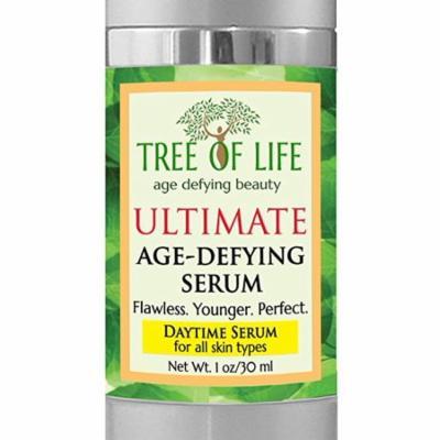 Ultimate Wrinkle Serum - Daytime - Vitamin C - Hyaluronic Acid - Niacinamide - Astaxanthin - CoQ10 - Wakame Bioferment - Alpha Arbutin - Vegan, Cruelty Free, Made in the USA