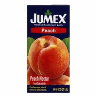 Jumex Peach Nectar, 64 OZ (Pack of 8)