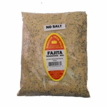 Marshalls Creek Spices (3 pack) FAJITA SEASONING NO SALT REFILL