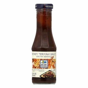Blue Dragon Honey Teriyaki Sauce Stir Fry/Marinade, 8.5 Oz (Pack of 6)