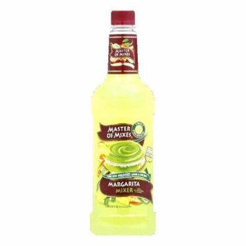 Master of Mixes Margarita Mix, 33.8 OZ (Pack of 6)