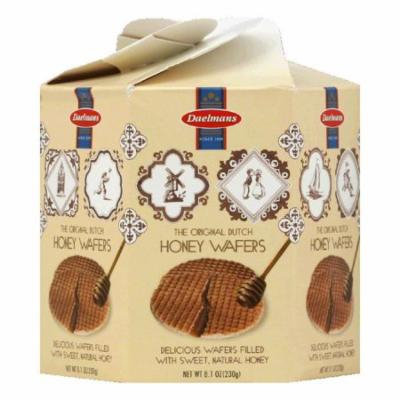 Daelman's Stroopwafel Honey Wafer, 8.11 OZ (Pack of 9)