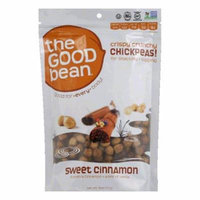 Good Bean Sweet Cinnamon Chickpeas, 6 Oz (Pack of 6)