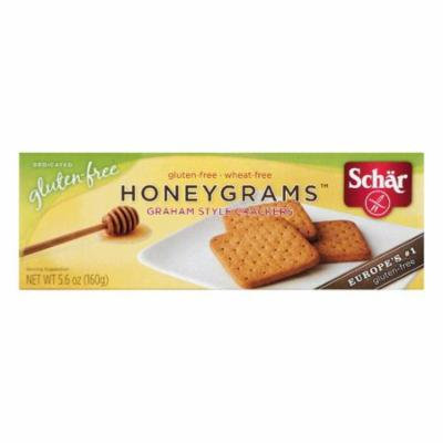 Schar Honeygrams Cookies, 5.6 OZ (Pack of 12)