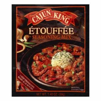 Cajun King Etouffee Seasoning Mix, 1.4 OZ (Pack of 24)