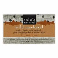 Cole's Mackerel in Pirpiri, 3.2 OZ (Pack of 10)
