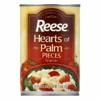 Reese Hearts Of Palm Slices & Chunks, 14 OZ (Pack of 12)