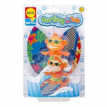 ALEX Toys Rub a Dub Surfing in the Tub