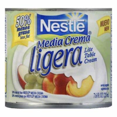 Nestle Media Creama Ligera, 7.6 OZ (Pack of 24)
