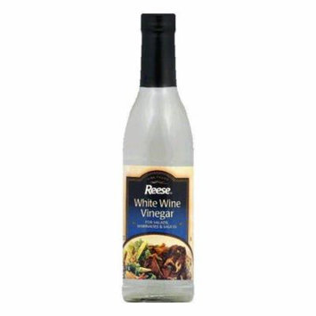 Reese White Wine Vinegar, 12.7 OZ (Pack of 6)