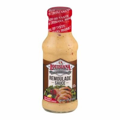 Louisiana Remoulade Sauce, 10.5 OZ (Pack of 12)
