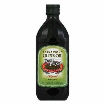 Dell' Alpe Italian Extra Virgin Olive Oil, 17 OZ (Pack of 6)