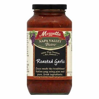 Mezzetta Napa Valley Pasta Sauce Roasted Garlic & Caramelized Onions, 25 OZ (Pack of 6)