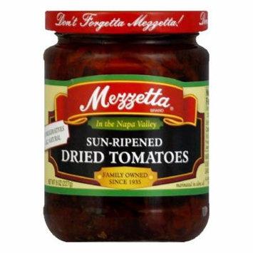 Mezzetta Sun Ripened Dried Tomato & Olive Oil, 8 OZ (Pack of 6)