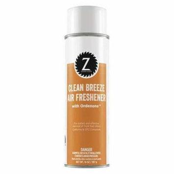 Air Freshener,Clean Breeze Scent,14 oz.