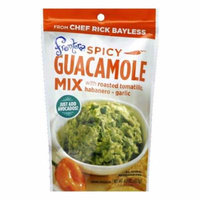 Frontera Spicy Guacamole Mix Pouch, 4.5 OZ (Pack of 8)