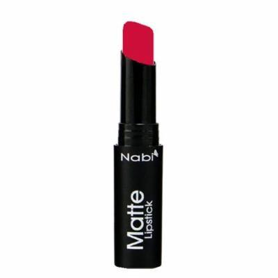(3 Pack) Nabi Cosmetics Matte Lipstick Matte Cute Red