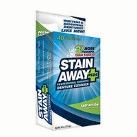 Stain Away Plus Denture Cleaner - 4 Oz, 6 Pack