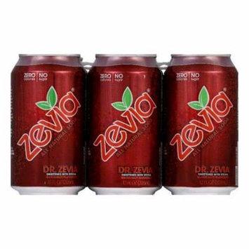 Zevia Natural Zero Calorie Dr. Zevia, 72 FO (Pack of 4)