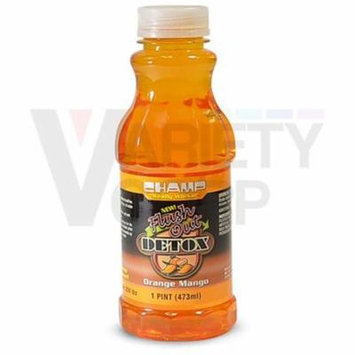 Champ Flush Out Detox Drink - Orange Mango