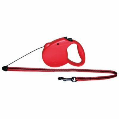Flexi 2-5R Retractable Dog Leash, Nylon, Assorted Color, 16'