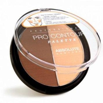 (3 Pack) ABSOLUTE Contour Palette - Light