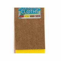 Bulk Buys OL496-4 Multi Purpose Cleaning Cloth Set - 4 Piece