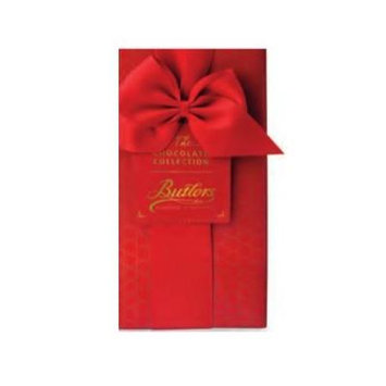 Red Wrapped Butlers Chocolate Assortment 225g