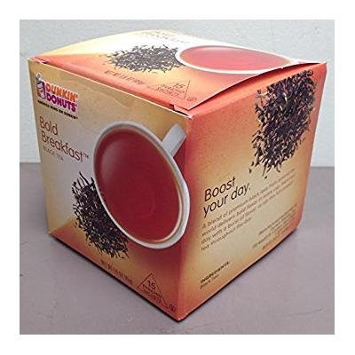 Dunkin Donuts Bold Breakfast Black Tea