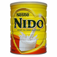 NiDO Nestle Nido Instant Full Cream Milk Powder - 1 x 900gm