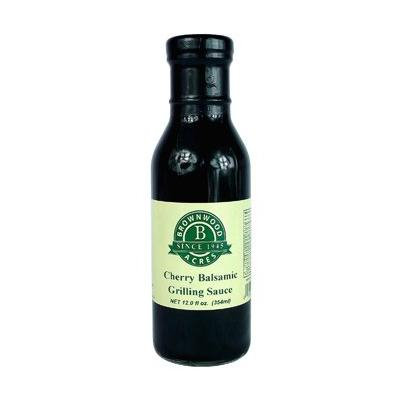 Cherry Balsamic Grilling Sauce - 2 PACK - Shipping Included