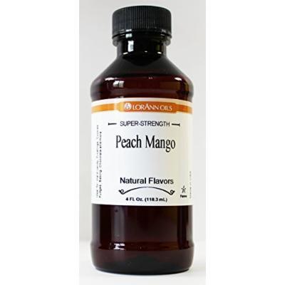 LorAnn Peach Mango Super Strength Flavor 4 oz