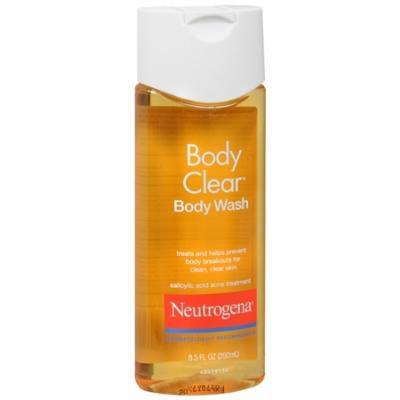 Acne Body Wash Neutrogena® Body Clear® 8.5 oz. - Item Number 1681774 - 1 Each / Each -