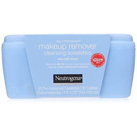 Neutrogena Makeup Remover Cleansing Towelettes, 25 Count - Buy Packs and SAVE (Pack of 2)