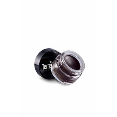 Terre Mere Cosmetics Indelible Gel Brow, Dark Brown
