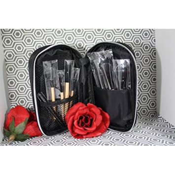 Beauticontrol Professional Brush Collection 8 Piece Set
