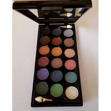 Jolie 18-Piece Eye Color Eyeshadow Palette Kit #875
