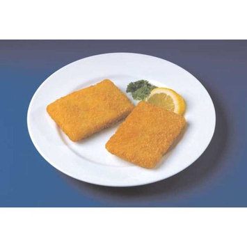 Fish-In-A-Minute Breaded Rectangle Alaskan Pollock, 3 Ounce of 53 Pieces, 10 Pound -- 1 each.