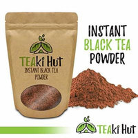 Instant Black Tea Powder 2 Ounce (100 Servings) 100 Percent Pure Tea No Fillers, Additives or Artificial Ingredients of Any Kind