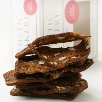 Tart Cherry and Cacao Nib Crostini