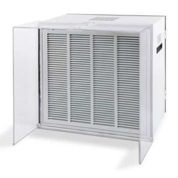 Extract-All E-984-1 Acrylic Hood For S-984-1 aids in the capture of air impuriti