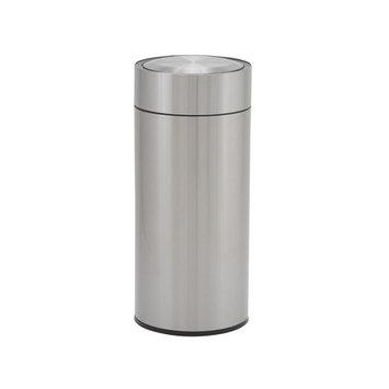 Stainless Steel 30L Regatta Round Sensor Trash Bin