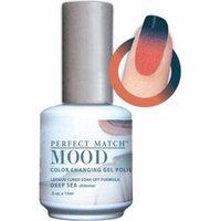 LECHAT Perfect Match MOOD - Color Changing Gel Polish 0.5oz/ 15ml (MPMG25 - DEEP SEA)