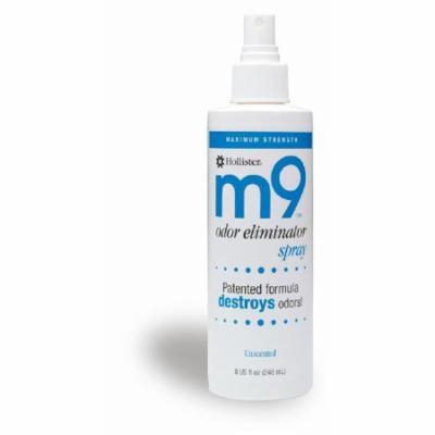 Ostomy Appliance Deodorant M9 8 oz. Pump Spray Bottle, Apple Scent 1 Count