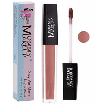 Stay Put Matte Lip Cream | Kiss-Proof Matte Lipstick - Paraben Free - Pennie, a rich copper with shimmer