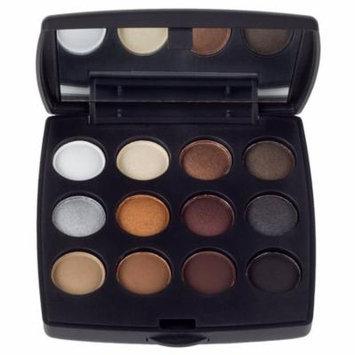 Coastal Scents Go Palette Cario, 12 Piece Eye Shadow Makeup Kit