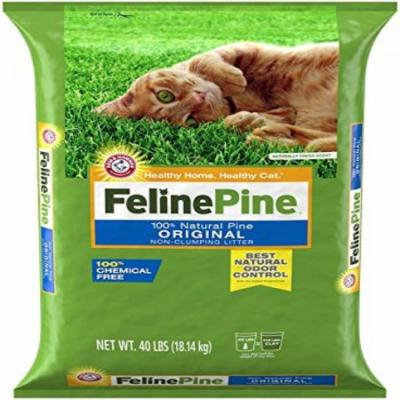 FELINE PINE Original Litter
